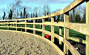 Post and Rail Fencing | Post and Rail Fences Nottingham
