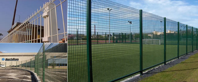 Security Fencing Nottingham