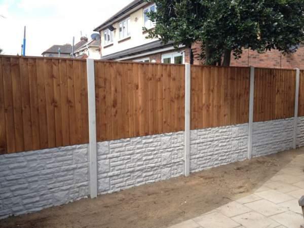 Concrete Fence Posts Nottingham Nottingham Fencing